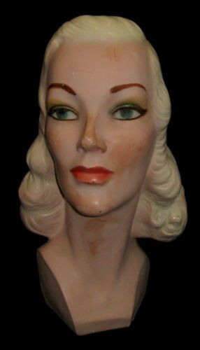 1341 best images about mannequins on pinterest hat display store displays and art deco. Black Bedroom Furniture Sets. Home Design Ideas