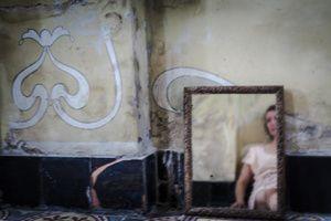 Kaire K - mirroring myself | LensCulture