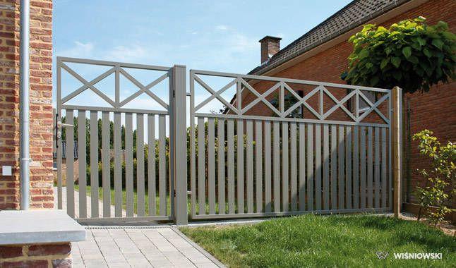 WIŚNIOWSKI: Kolekcja ogrodzeń MODERN - AW.10.103
