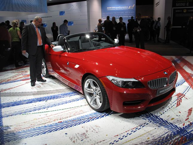 The North American International Auto Show takes p in Detroit ...
