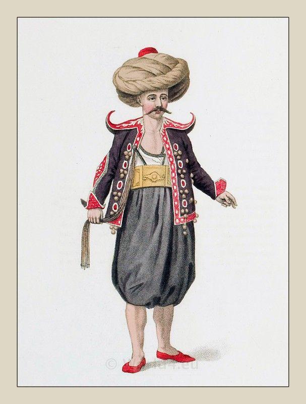 turkish 1800 fashion - Google Search