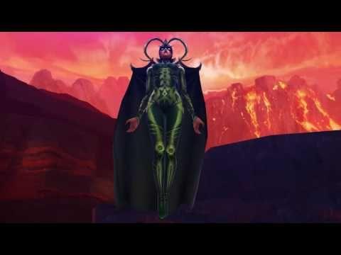 MARVEL Future Fight Thor | Asgard Update Trailer