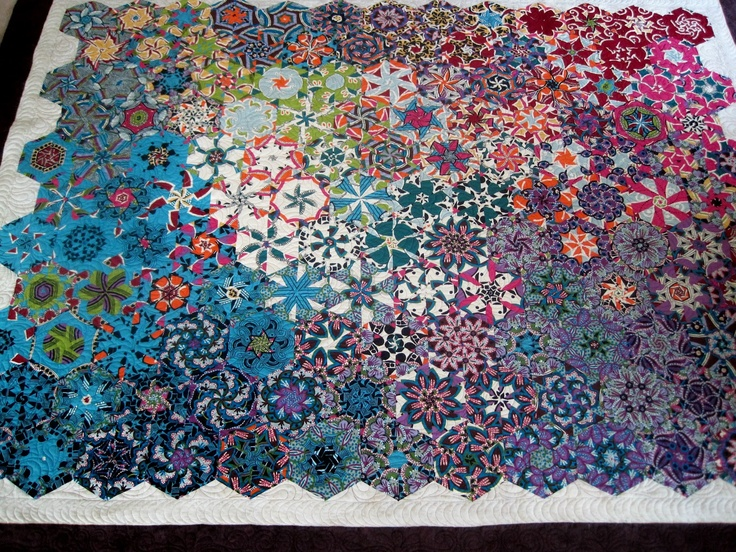 21 best One Block Wonder images on Pinterest | Mandalas, Colorful ... : one block quilt patterns - Adamdwight.com