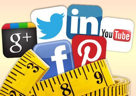 Quali sono le misure corrette sui social media? Trovi un bell'articolo qui: http://aliceborio.wordpress.com/2014/10/01/le-dimensioni-contano/
