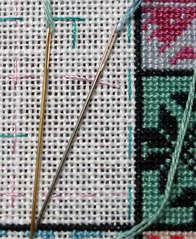 Needles for counted work