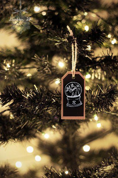 Decor for Christmas tree