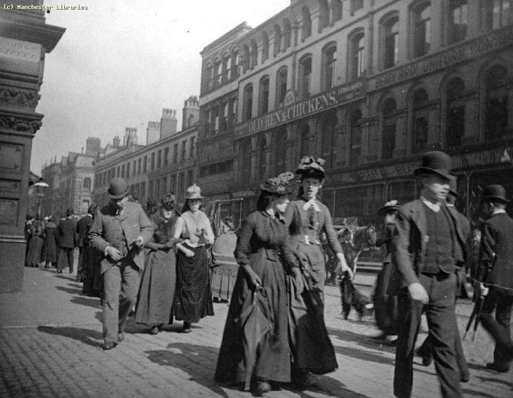 Oldham Street 1900