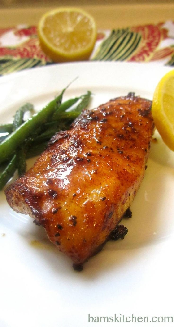 Cajun Blackened Cod                                                                                                                                                                                 More