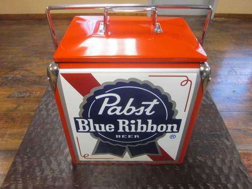 Pabst Blue Ribbon Beer Cooler Perfect Condition | eBay-classiccarstexas