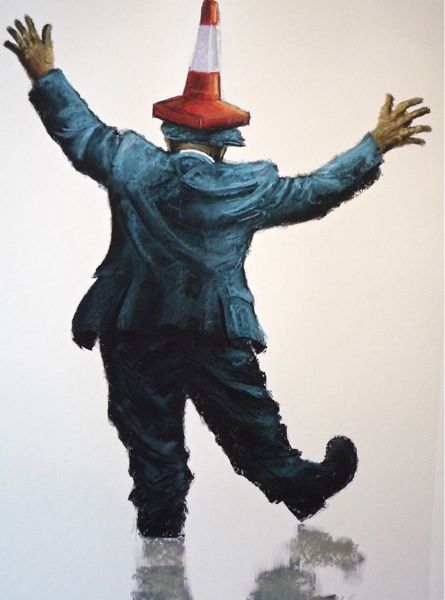 King of the road by Alexander Millar