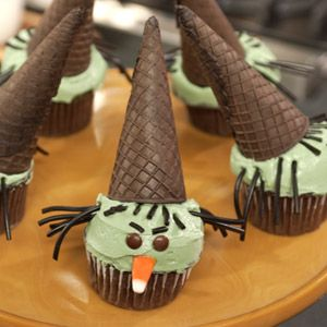 Easy Halloween Cake Ideas | Easy Halloween Cakes and Cupcakes