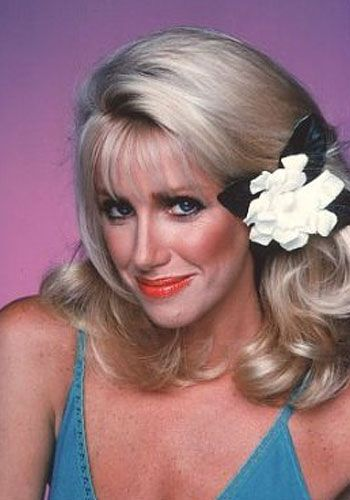 """Suzanne Somers as Chrissy Snow in """"Three's Company"""""""