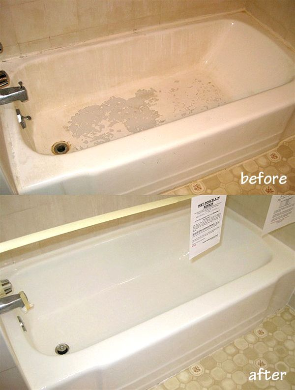 What Bathtub Refinishing Can Do
