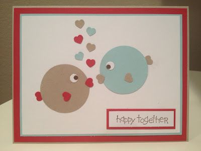 happy together fishies  http://cardsandcardigans.blogspot.com/search?updated-max=2012-08-30T16:18:00-07:00=20