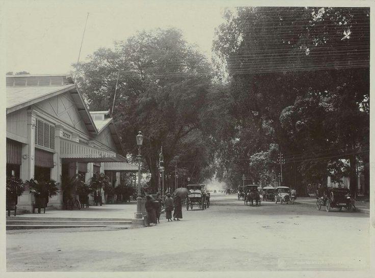 Jogjakarta 1885-1920