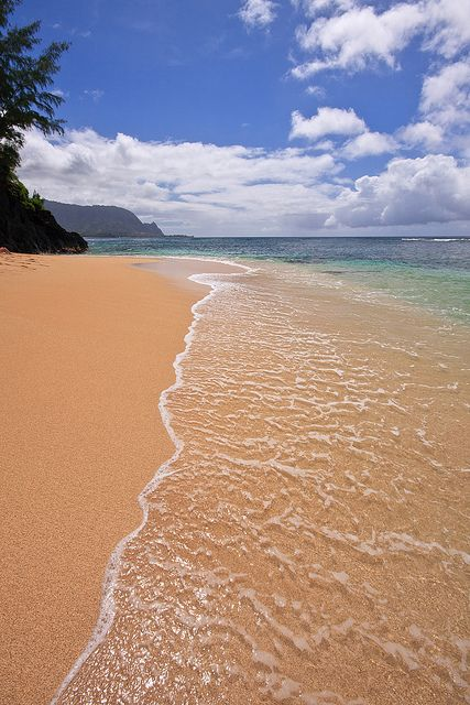 Hideaways Beach, Kauai, Hawaii
