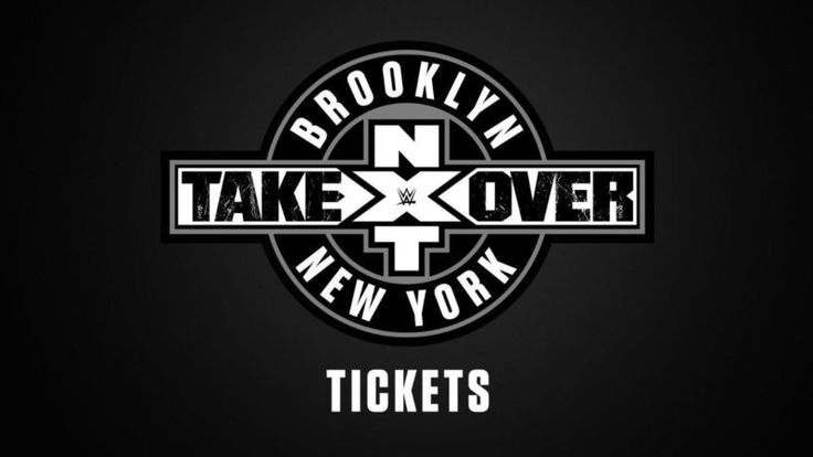 This auction is for two tickets to WWE NXT Takeover Brooklyn 8/20 Sec 223 Row 10 Seats 8&9 Once payment is made I will officially transfer the tickets... #center #york #barclays #tickets #brooklyn #takeover