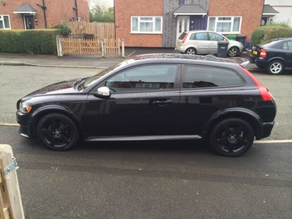 volvo c30 black. because i have to get work volvo c30 black rims tinted windows cars pinterest and