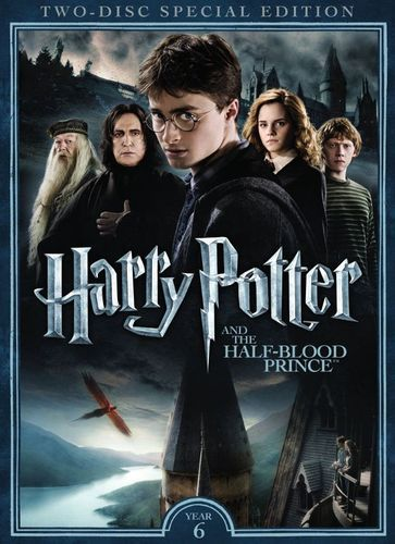 Harry Potter and the Half-Blood Prince [2 Discs] [DVD] [2009]