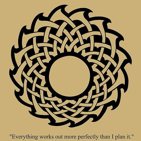 Everything works out more perfectly than I plan it.