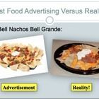 """Use this funny/gross video clip to show your students that advertising can be very deceptive! Then follow up with suggested """"Fast Food Poster"""" and/..."""
