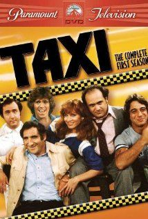 Taxi    Starring: Judd Hirsch (Alex), Danny DeVito (Louie), Marilu Henner (Elaine), Tony Danza (Tony), Christopher Lloyd (Crazy Jim), Andy Kaufman (Latka [the foreigner] ).