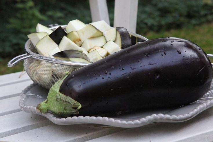 Eggplant: Nutrition Facts Calories and Their Health Benefits #nutritionfacts