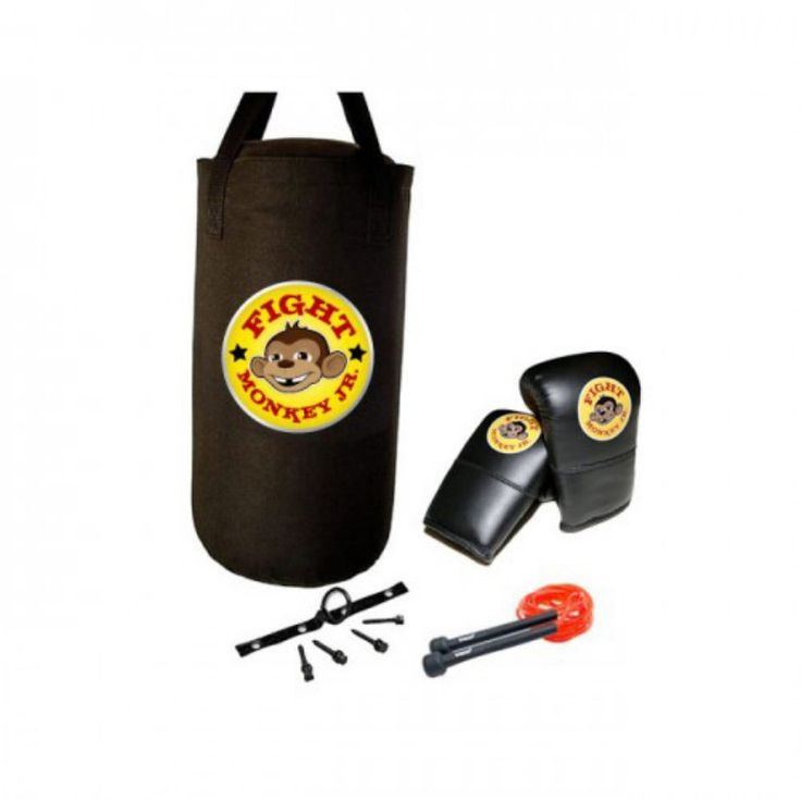 Fight Monkey Jr. Youth Boxing Starter Kit - FM-502RONS