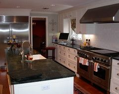 Counter Intelligence: Durable, Easy-Clean Soapstone