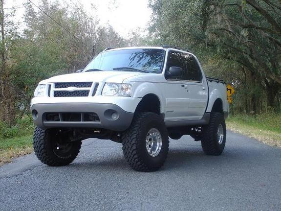 lifted sport trac 2001 ford explorer sport trac big boy plant city - Ford Explorer Sport 2001 Lifted