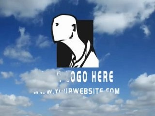 I will put your logo company in the sky inside this clouds time lapse video footage for $5