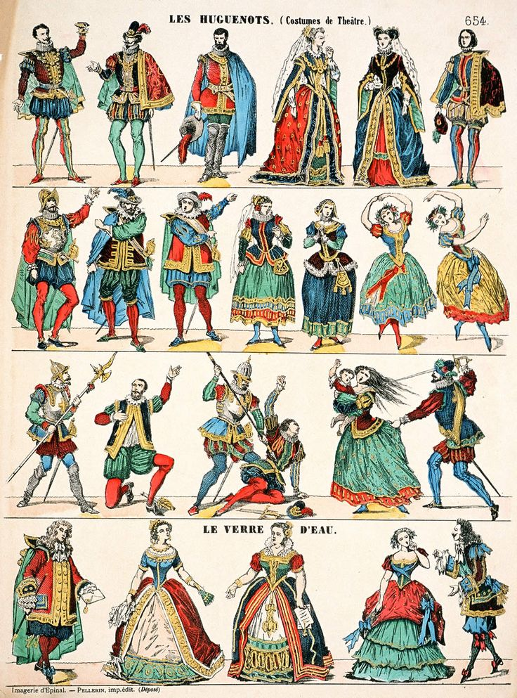 One feature of the Huguenot movement in France was that it included an extremely large proportion of artisans and craftsmen. This worked do France's disadvantage when Huguenots were forced out of the country before and after the 1685 Revocation of the Edict of Nantes (ie., Huguenot Diaspora). But it was to the advantage of the rest of the world wherever Huguenots settled and brought their talents and skills
