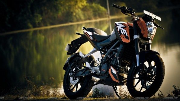 KTM Duke 200 HD wallpapers | DREAM RIED | Ktm duke 200, Ktm