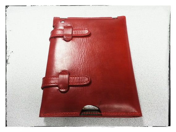 Check out this item in Desselle Leather & Design's Etsy shop https://www.etsy.com/listing/175202335/i-pad-2-new-i-pad-leather-case