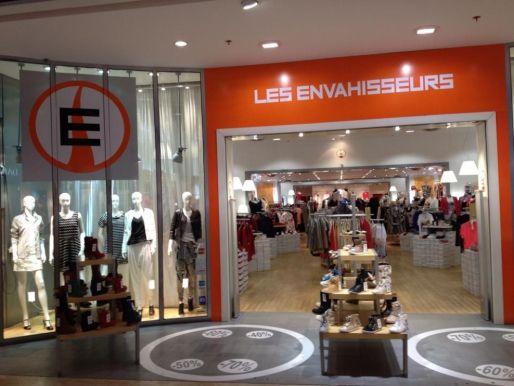 Votre boutique Les Envahisseurs en ligne sur Shoppinity