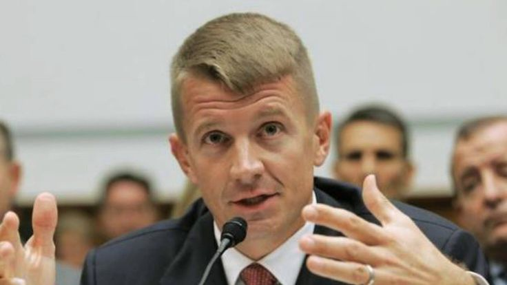 Scahill: Blackwater Founder Erik Prince, the Brother of Betsy DeVos, Is ...