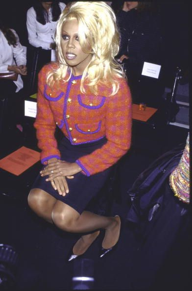"""RuPaul Quotes: """"When you become the image of your own imagination, it's the most powerful thing you could ever do."""""""