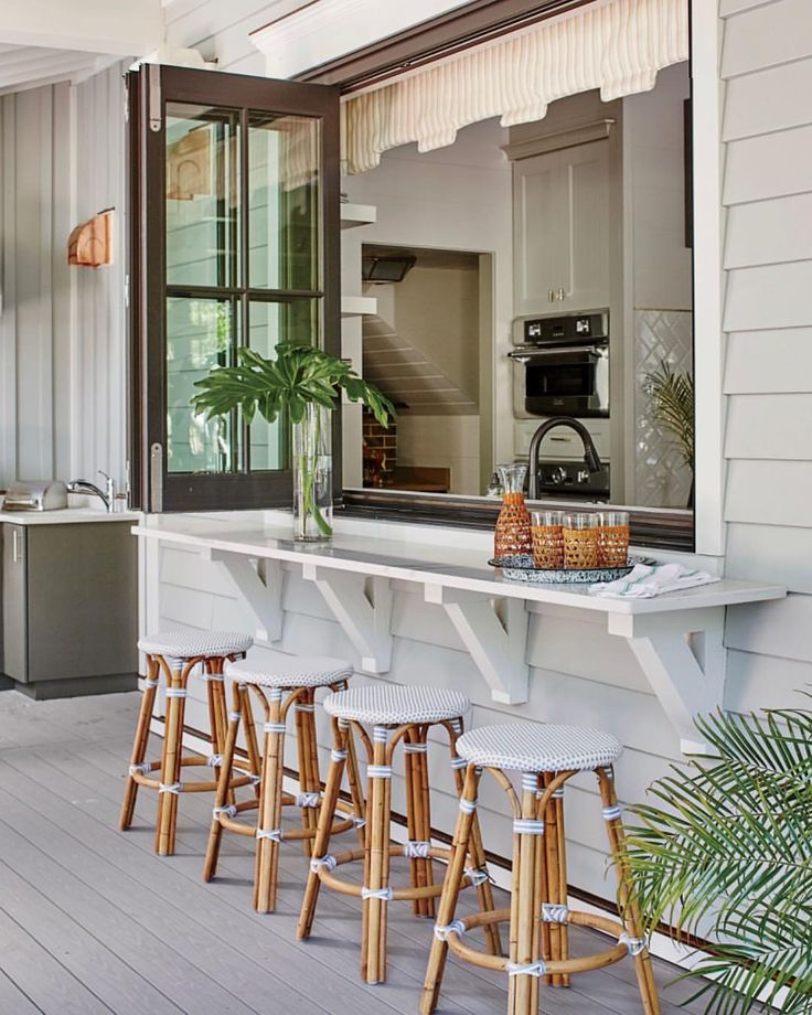 """181 Likes, 7 Comments - Keren Brown Interiors (@kerenbrown) on Instagram: """"We love a gorgeous and functional servery - this one featured in the @southernlivingmag Showhouse…"""""""