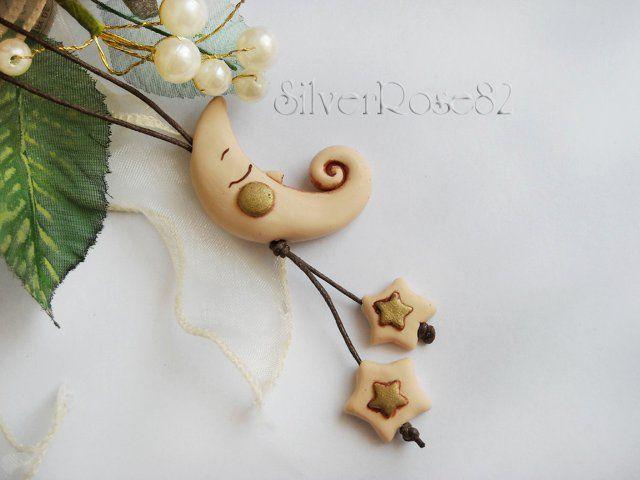 orecchini fimo - SilverRose82