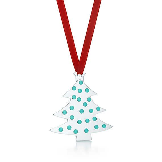 110 best Tiffany & Co. Christmas Ornaments images on Pinterest ...
