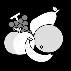 Pictogram Fruit