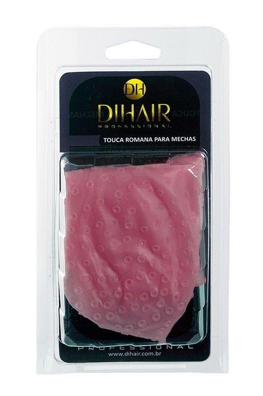 Dihair - Touca Romana de Silicone para Mechas