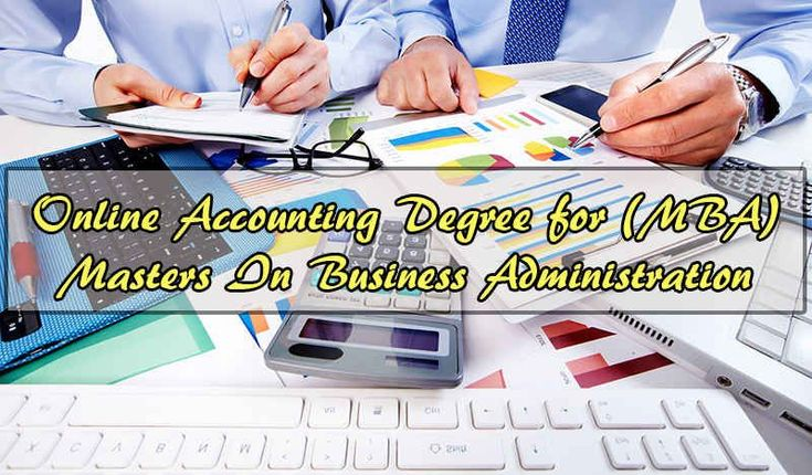 Online Accounting Degree for (MBA) Masters In Business Administration Stanford University #mbaaccounting