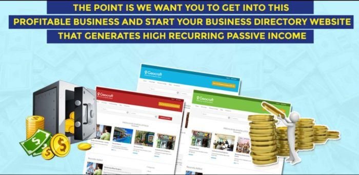 GeoCraft V2 Software Review - Directory Business Template which is Highly Customizable, Responsive, Adaptable and Hence Becomes Easy to Build and Manage a Directory Portal, Offers Plenty of Monetization options to Help You Make More Traffic and Money
