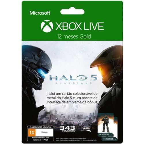 Prepaid Gaming Cards 156597: Xbox Live 12 Months Membership Card