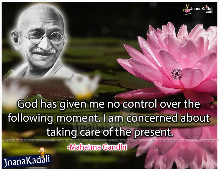 Every Thing Possible Best Life Quotes by Mahatma Gandhi in English ...