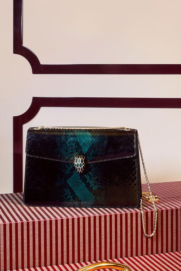 a1345d23f04c Bulgari Serpenti Cross-Body Bag