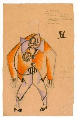 Как устроены рисунки Эйзенштейна | Arzamas