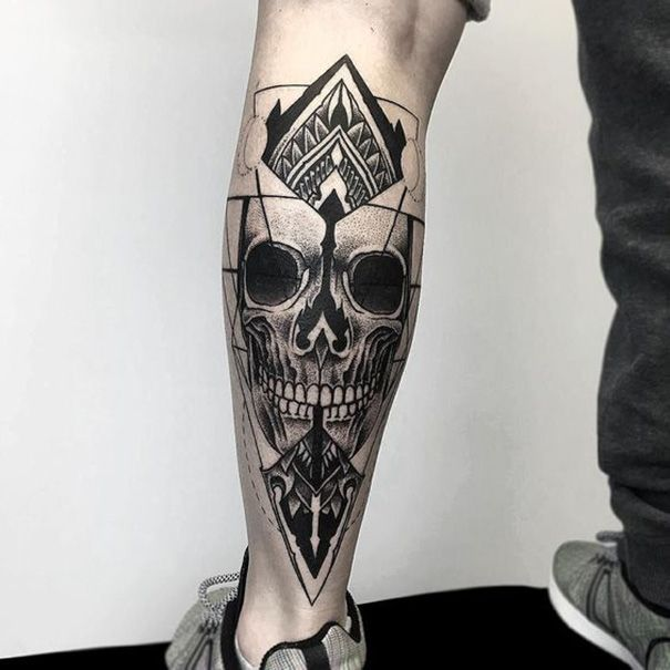 16 Best Gothic Tattoo Designs Images On Pinterest