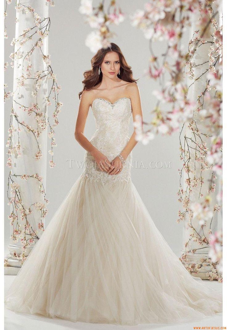 Wedding Dresses Sophia Tolli Y11420 Spring 2017